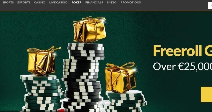 Акции на покер