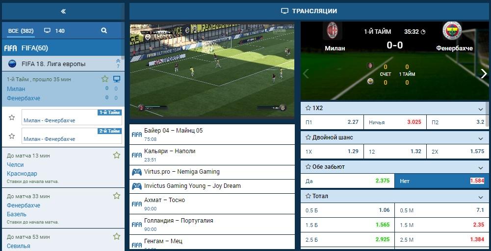 Кибер футбол - стратегии