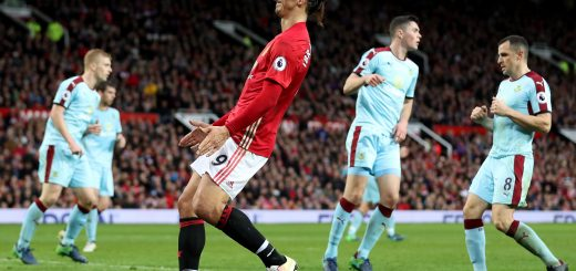 Бёрнли-Манчестер Юнайтед, 20.01.2018, прогноз