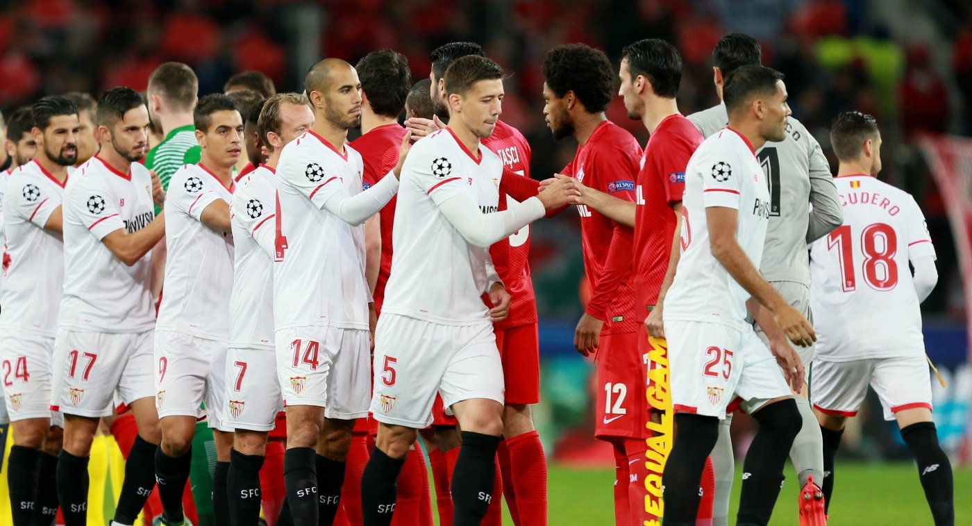 Прогноз и ставки на матч Севилья - Манчестер Юнайтед. 21.02.2018