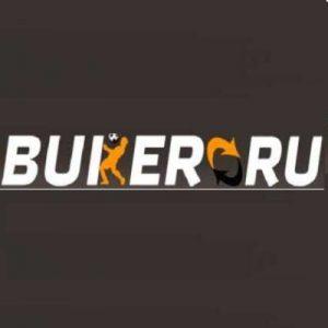 Логотип Букмекерской конторы «Букер ру»