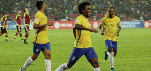 Прогноз и ставки на матч Бразилия - Хорватия. 03.06.2018