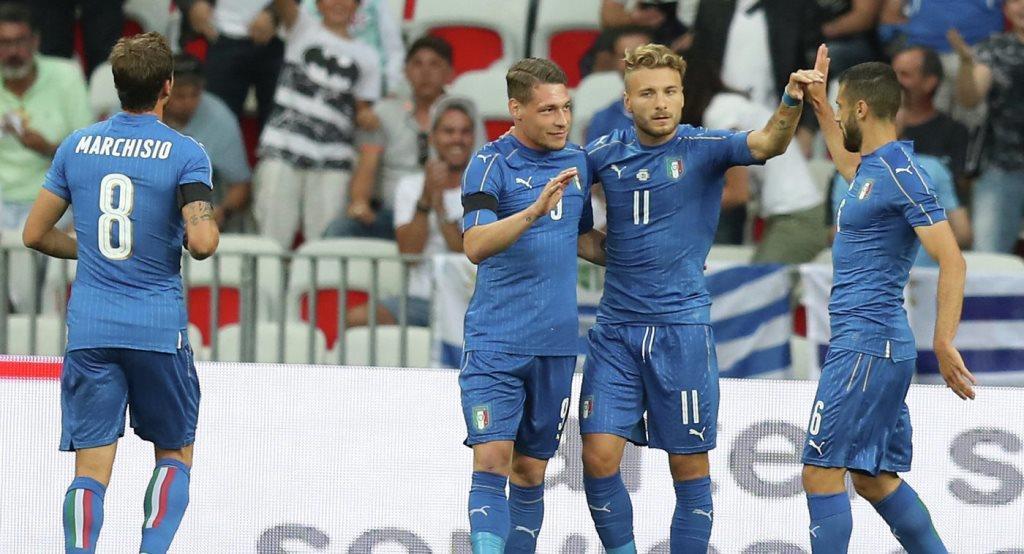 Прогноз и ставки на матч Италия - Саудовская Аравия. 28.05.2018