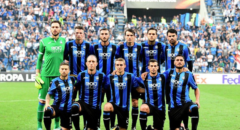 Футболисты Аталанты