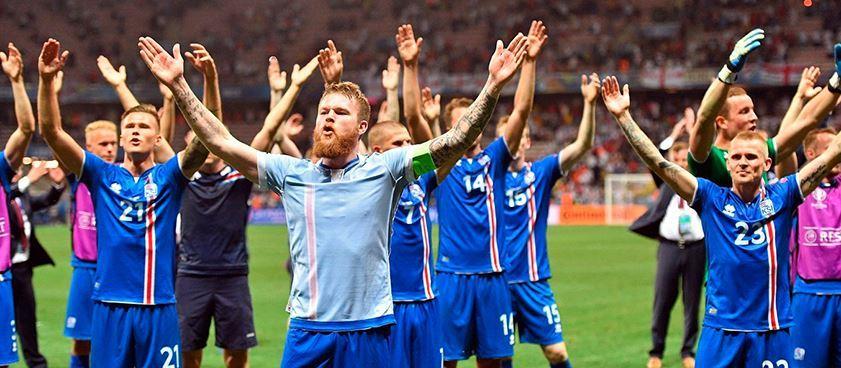 Сборная Исландии ЧМ-2018