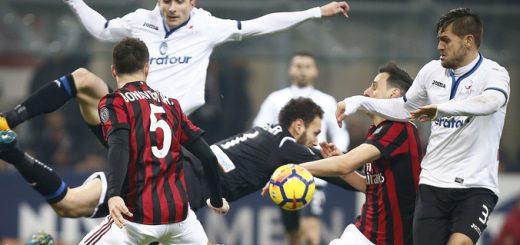 Прогноз и ставки на матч Аталанта - Милан. 13.05.2018