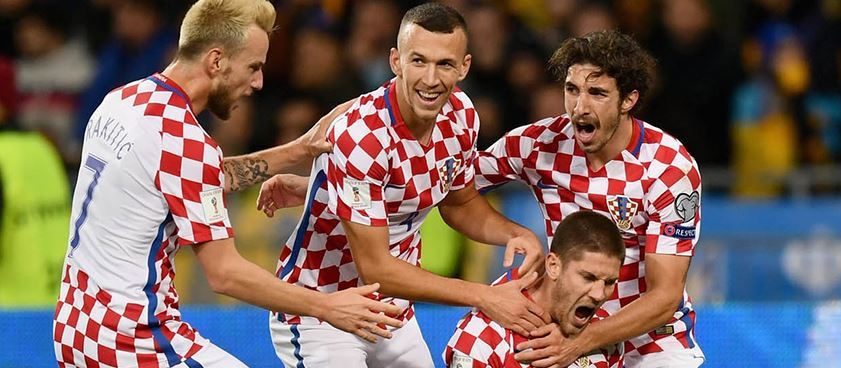 Сборная Хорватии ЧМ-2018