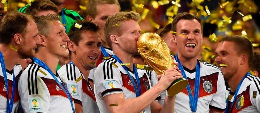 Сборная Германии Чемпионат Мира по футболу