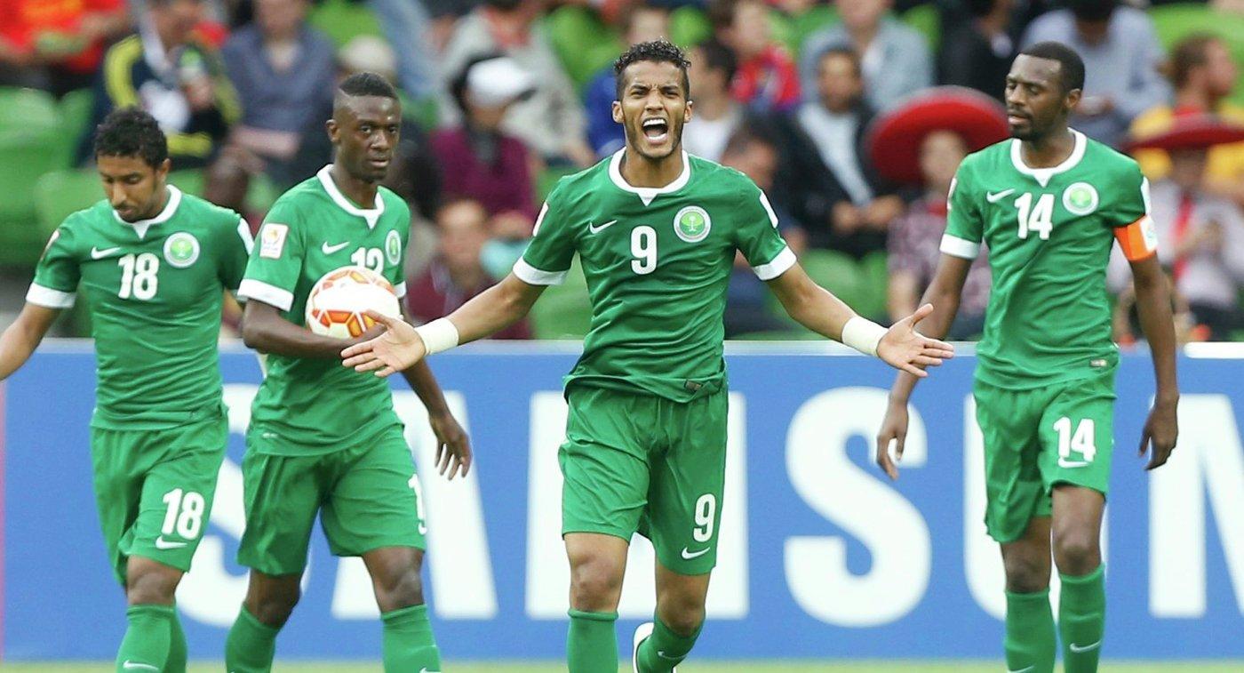 Сборная Саудовской Аравии по футболу