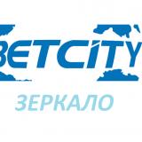 Betcity зеркало