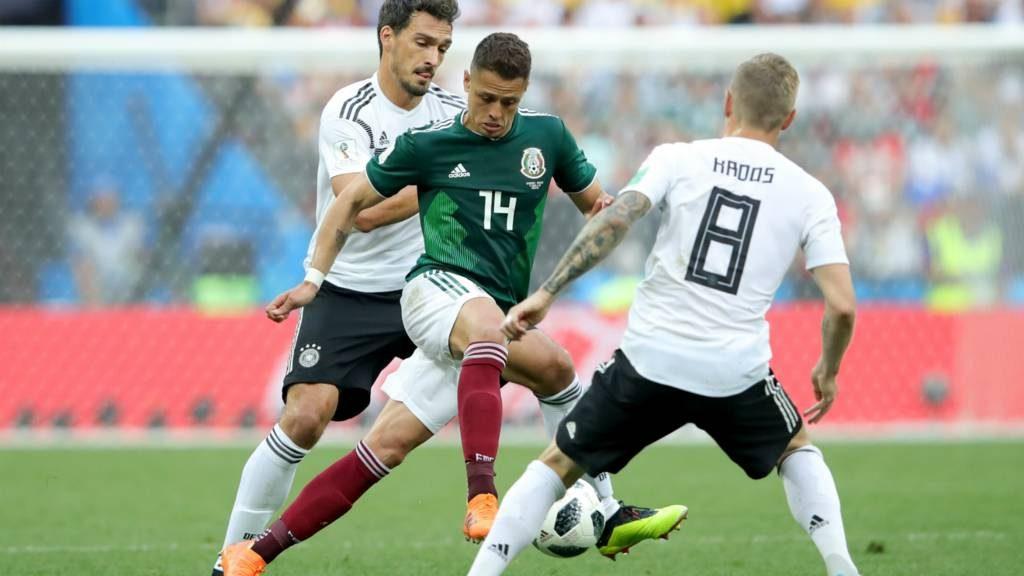 Команда Германии