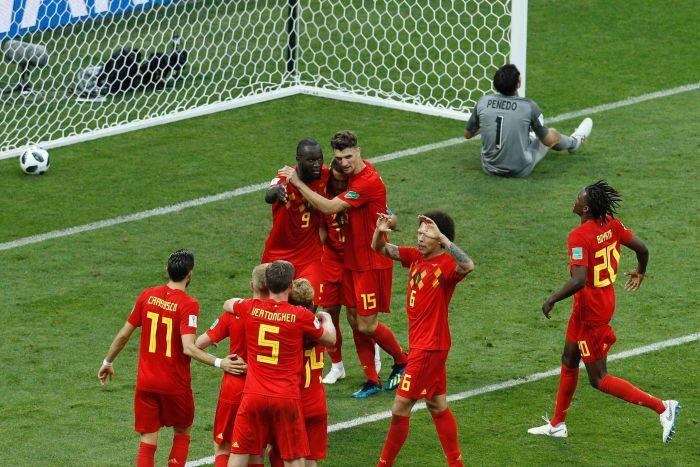 Команда Бельгии