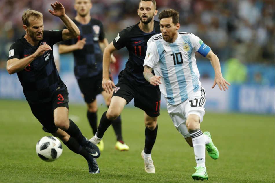 Команда Аргентины