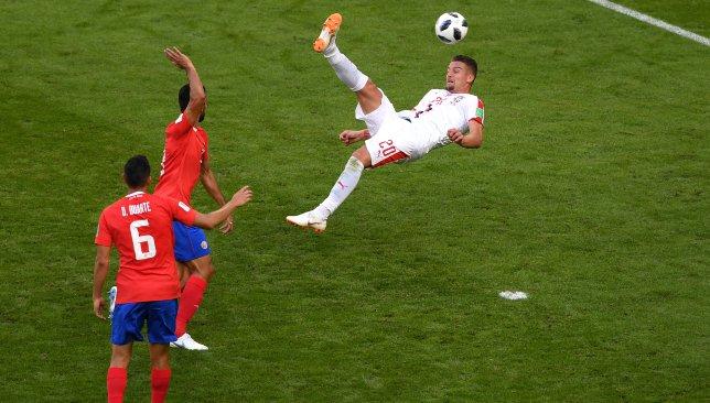 Команда Коста Рики