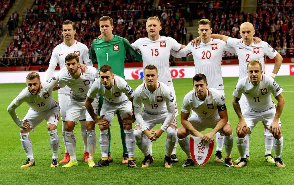 Команда Польши