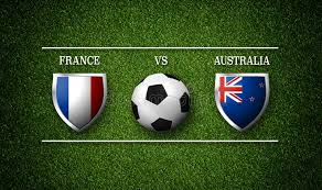 Франция - Австралия. 16.06.2018 Прогноз и ставки на ЧМ 2018