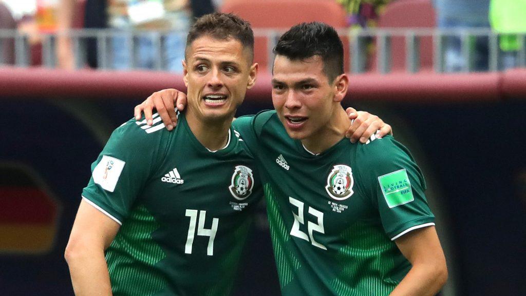 Команда Мексики
