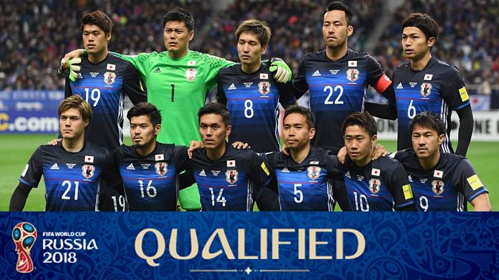 Команда Японии