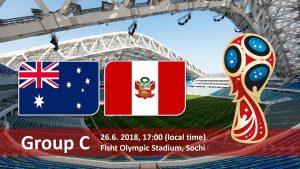 Австралия — Перу. Прогноз на матч 26 июня 2018. ЧМ-2018