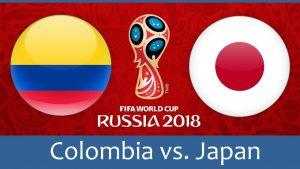Колумбия - Япония 19.06.2018 Прогноз и ставки на ЧМ 2018