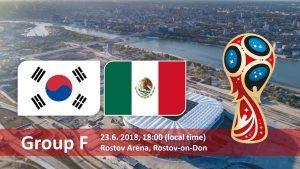 Южная Корея - Мексика 23.06.2018 Прогноз и ставки на ЧМ 2018