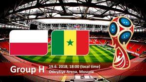 Польша - Сенегал. 19.06.2018 Прогноз и ставки на ЧМ 2018