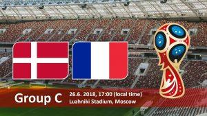 Франция — Дания. Прогноз на матч 26 июня 2018. ЧМ-2018