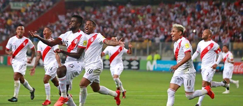 Команда Перу