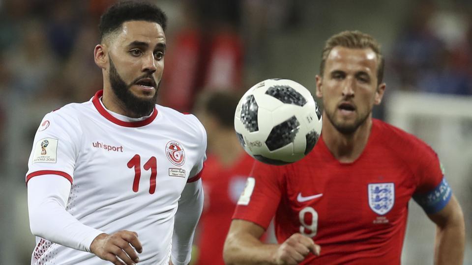 Команда Туниса