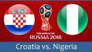 Хорватия - Нигерия. 16.06.2018 Прогноз и ставки на ЧМ 2018
