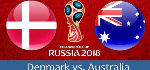 World-Cup-2018-Denmark-vs-Australia-Match