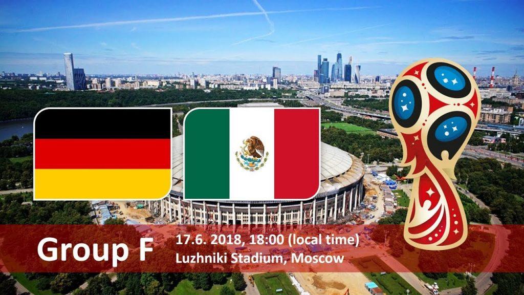 Германия - Мексика 17.06.2018 Прогноз и ставки на ЧМ 2018