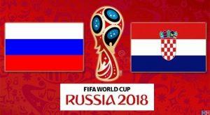 Россия - Хорватия Прогноз на матч 07 июля 2018. 1/4 финала ЧМ-2018