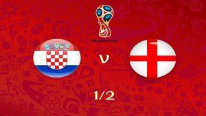 Хорватия - Англия Прогноз на матч 11 июля 2018. 1/2 финала ЧМ-2018