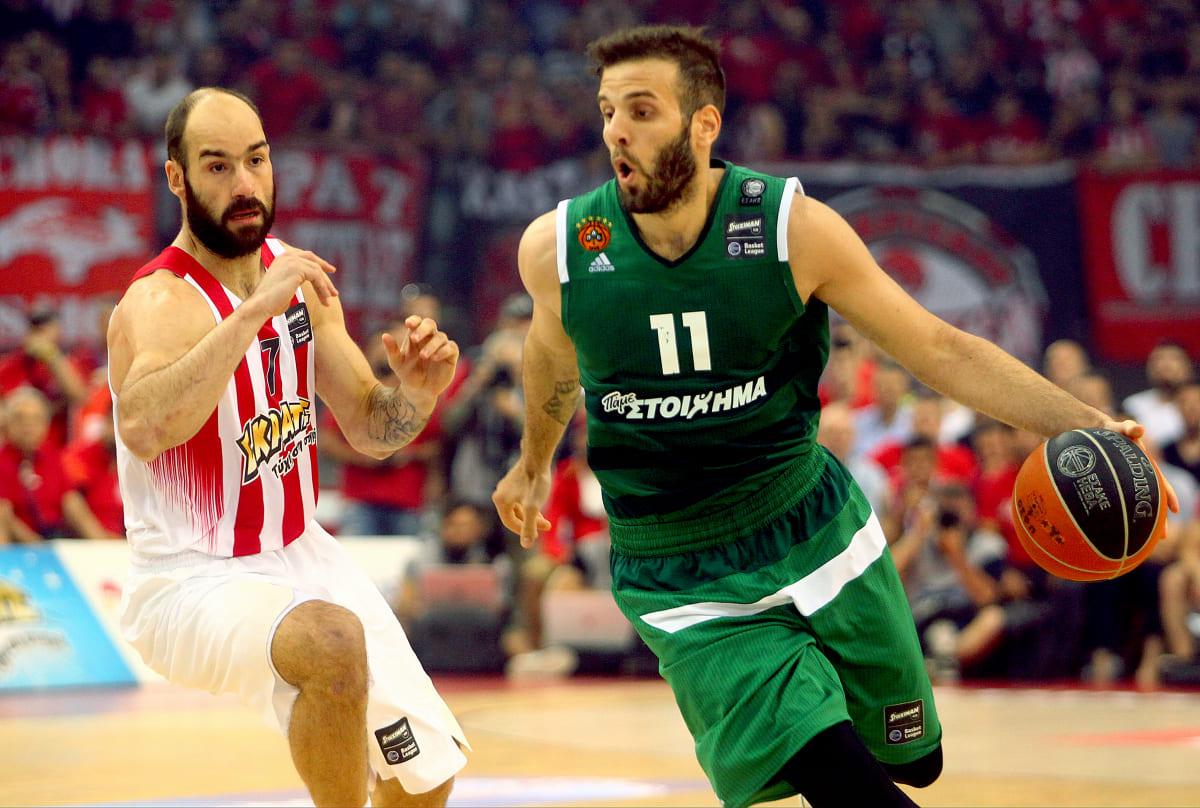 Полиция подозревает подкуп арбитров в баскетбольном матче Панатинаикос – Олимпиакос