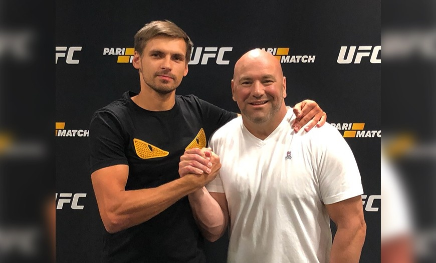 Пари-Матч подготовила для любителей UFC очередную акцию