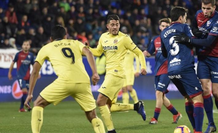 Прогноз на 03.01.2019. Вильярреал - Реал