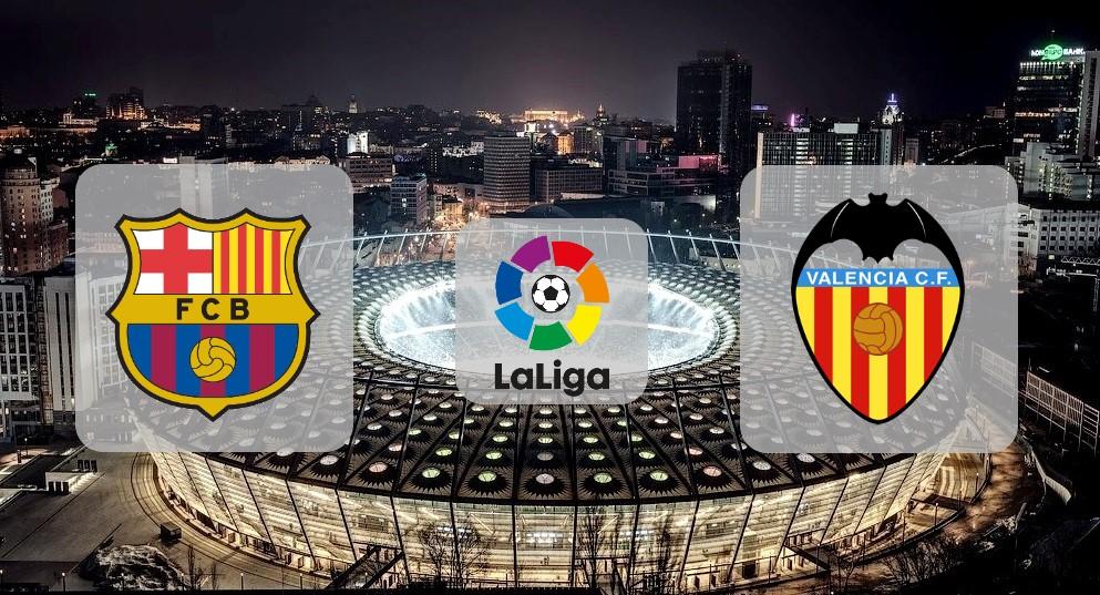 """""""Барселона"""" – """"Валенсия"""". Прогноз на матч Испанской Ла Лиги 02.02.2019"""