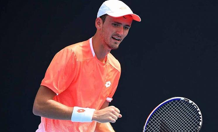 Даниил Медведев. Australian Open 2019