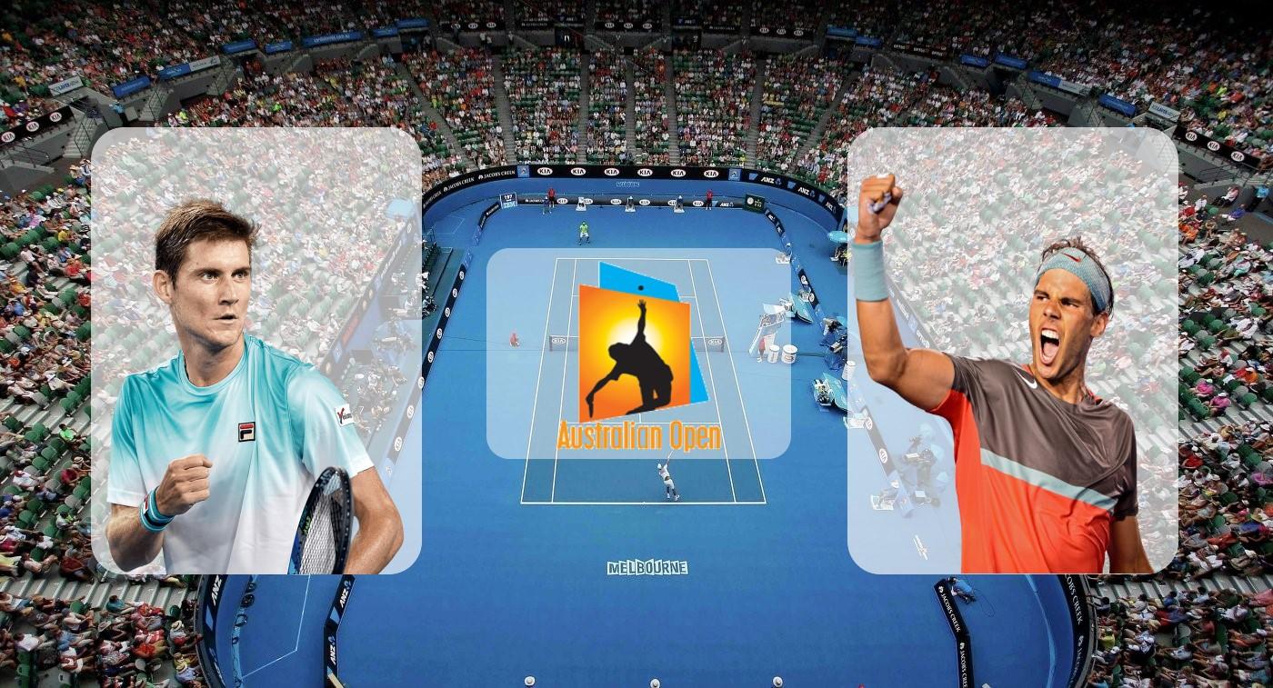 Мэттью Эбден – Рафаэль Надаль. Прогноз на матч Australian Open 16.01.2019