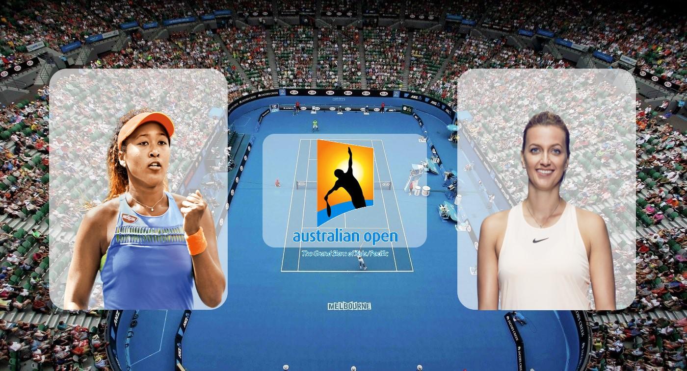 Наоми Осака – Петра Квитова. Прогноз на финал Australian Open 26.01.2019