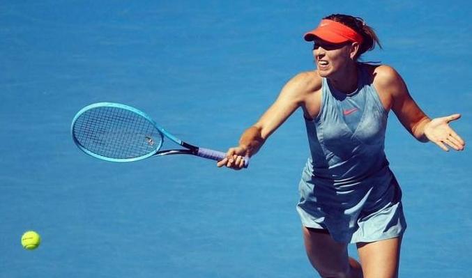 Мария Шарапова. Australian Open 2019
