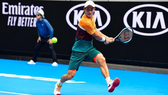 Кэй Нисикори - Australian Open 2019