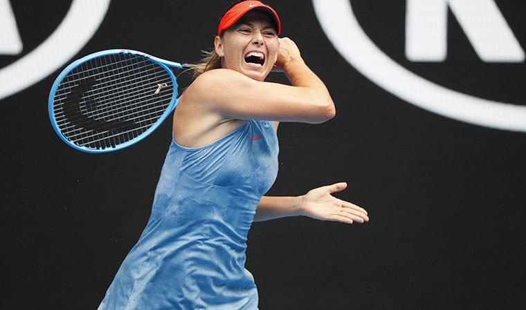 Мария Шарапова. Открытый чемпионат Австралии 2019