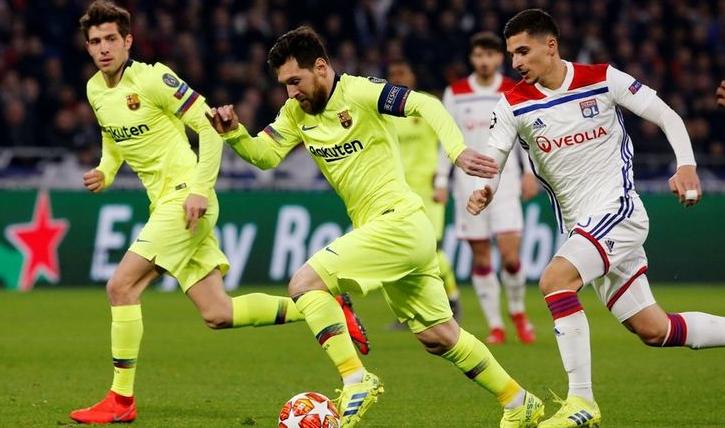 Прогноз на 13.03.2019. Барселона - Лион