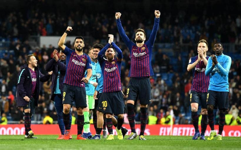 Прогноз на 09.03.2019. Барселона - Райо Вальекано