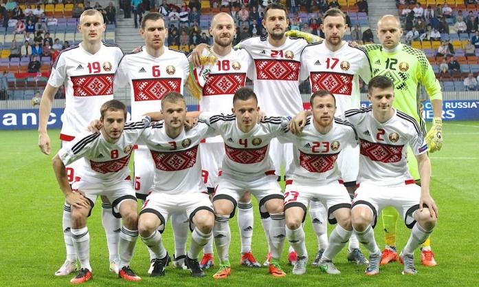 Сборная Белоруссии по футболу 2019