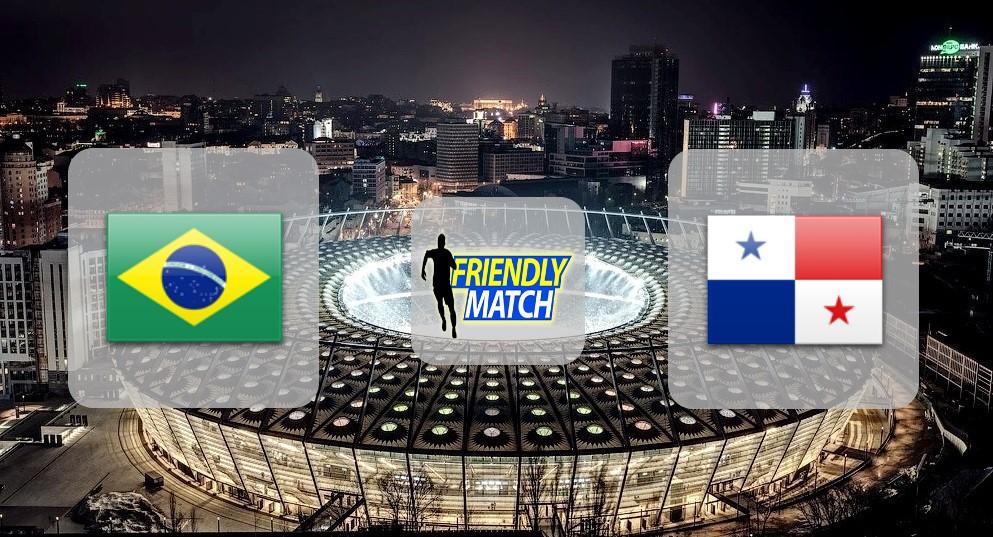 Бразилия – Панама. Прогноз на товарищеский матч 23.03.2019
