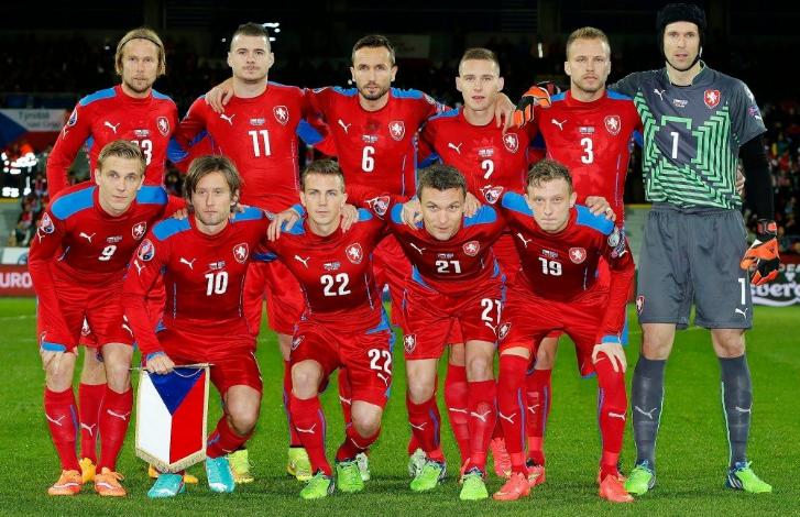 Сборная Чехии по футболу 2019