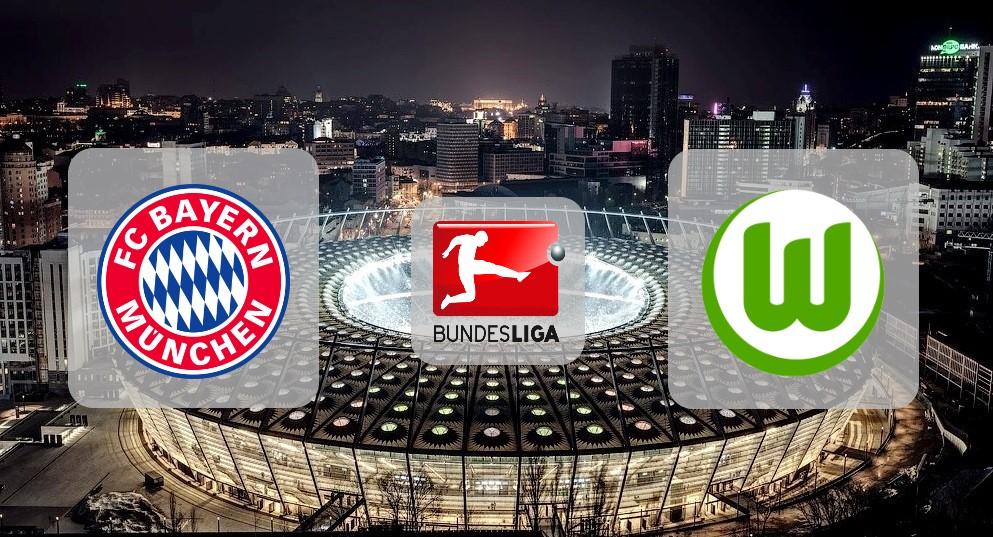 """Бавария"" – ""Вольфсбург"". Прогноз на матч Бундеслиги 09.03.2019"